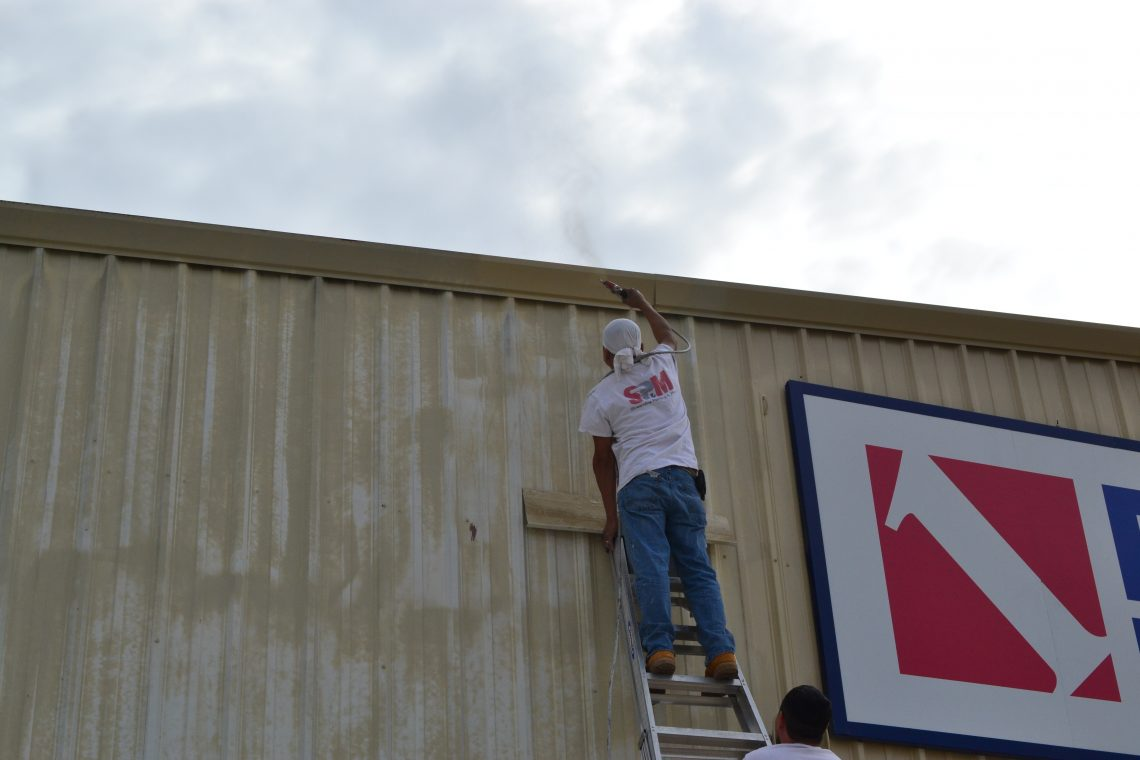 Exterior Painting in Houston