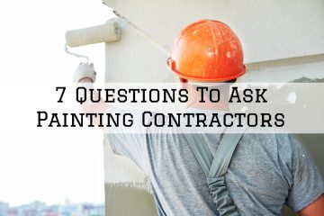 Questions to Ask Painting Contractors
