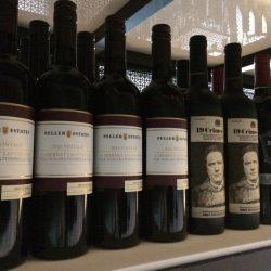 Image of Stocked Wine in Studebaker Pub & Diner
