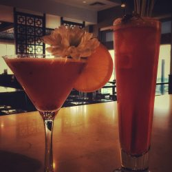Image of Two Red Drinks from Studebaker