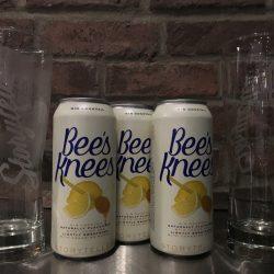 Image of Bee's Knees Beverage in Studebaker Restaurant