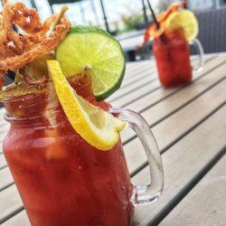 Customer Image of Fancy Cocktail Outdoors Studebaker Pub & Diner