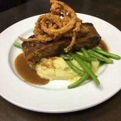 Image of Studebaker Steak Dinner