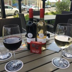 Image of Wine Pours by Studebaker Pub & Diner