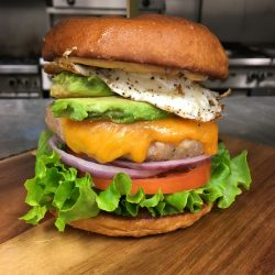 Image of Double Decker Chicken Sandwich from Studebaker