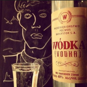 Food and Beverage PR-Wódka Vodka