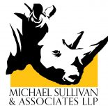 Michael Sullivan & Associates LLP rhino logo