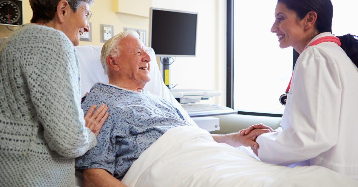 Senior Care in Ardmore PA: Seniors Leaving the Hospital