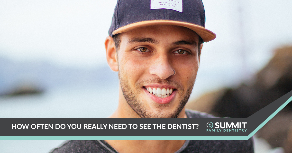 How Often Do You Really Need to See the Dentist