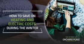How To Save On Heating And Electric Costs During The Winter