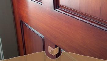 Wood Door Repair Wood Door Refinishing Wood Door