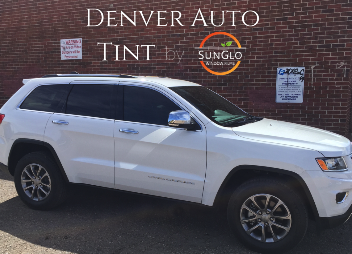 A beautiful tint by Denver Auto Tint.