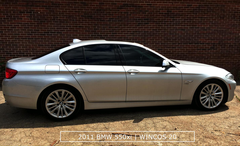 BMW Window Tinting Denver