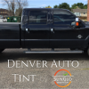 A gorgeous automotive window tint job completed by Denver Auto Tint.