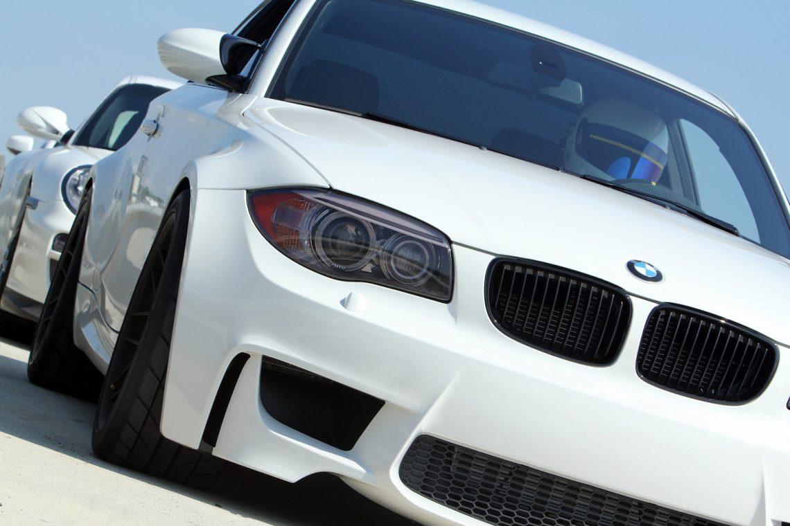 Headlight Tinting on BMW