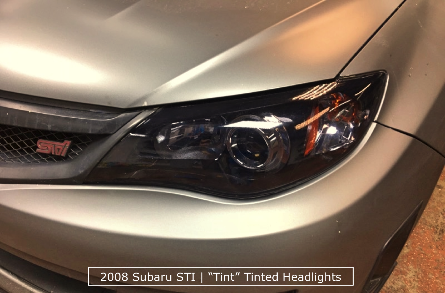 Subaru Tinted Headlights Denver
