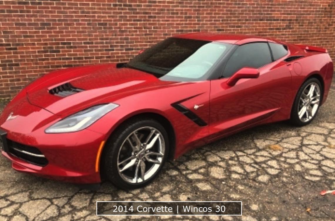 2014 Corvette Window Tinting Denver