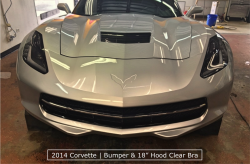 Corvette Clear Bra Denver