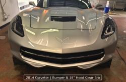 Corvette Clear Bra Denver