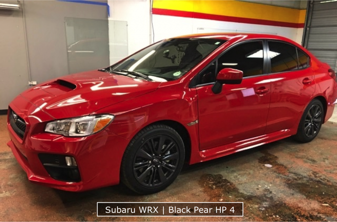 Subaru Window Tinting Denver Specialists