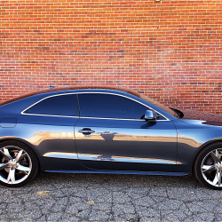 Audi Window Tinting S5
