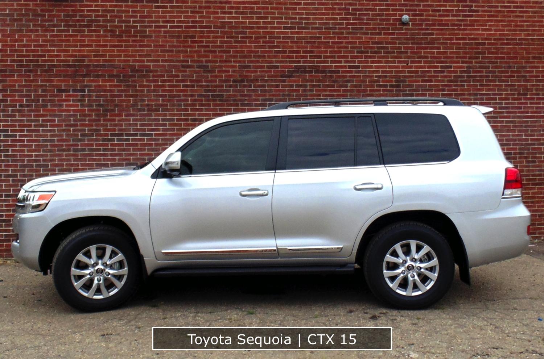 Toyota Window Tinting Ceramic