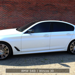 BMW Window Tinting 540i