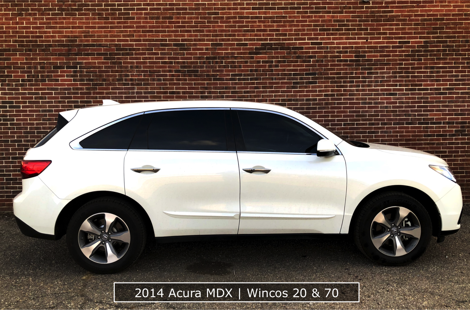 Acura Window Tinting MDX
