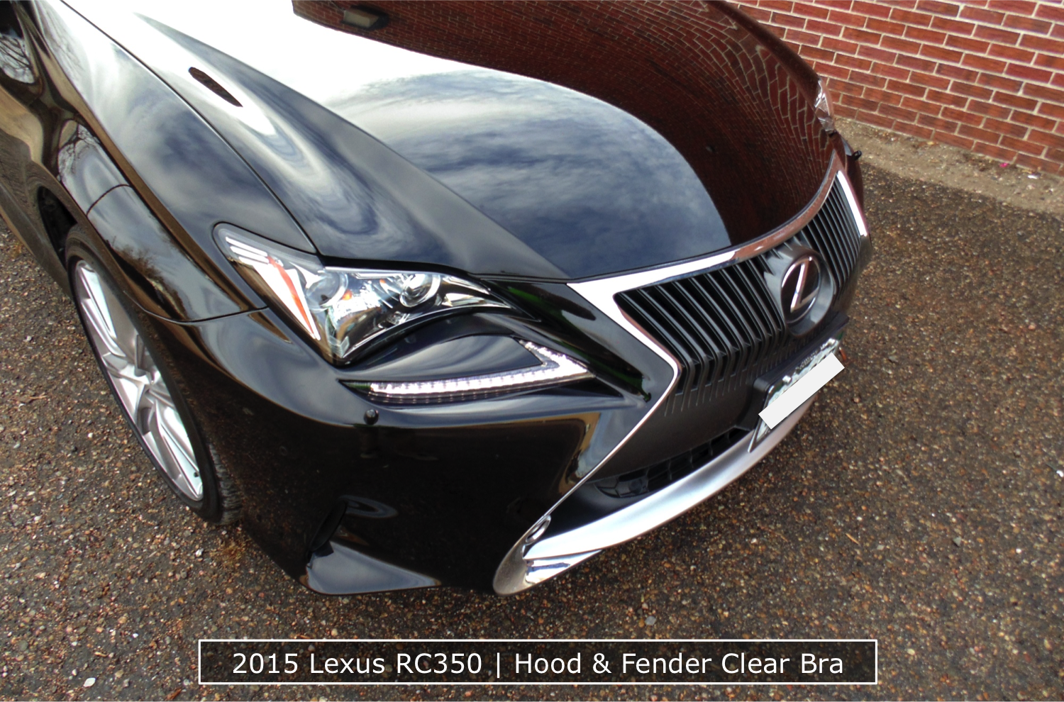 Lexus RSC350 Denver Clear Bra