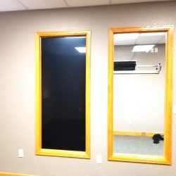 Commercial Window Film Blackout