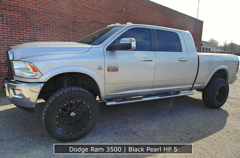 Dodge Ram Tint