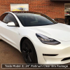 Tesla Model Three Platinum Clear Bra Package