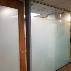 Frosted Office Windows In Denver