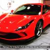 Full Clear Bra Ferrari