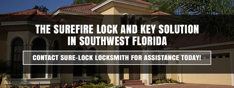 The Surefire Lock and Key Solution In Southwest Florida