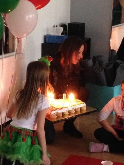 birthday parties surge studio