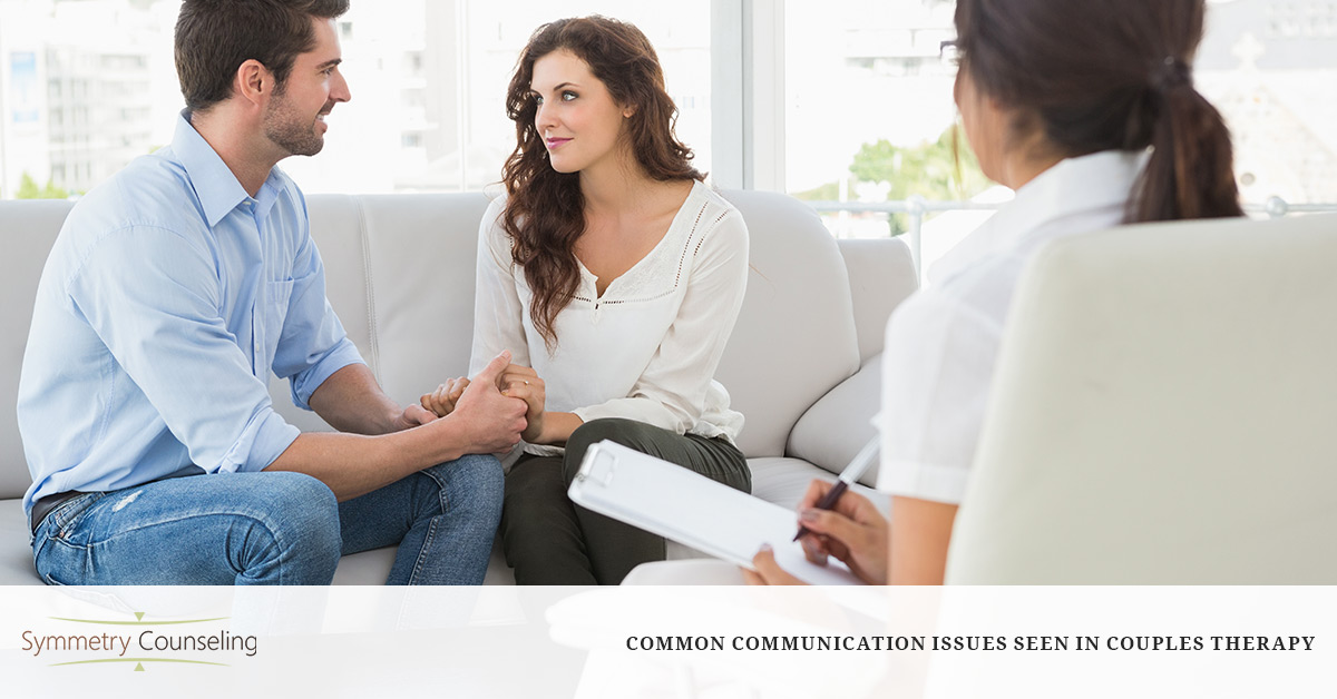 anger in marriage communication