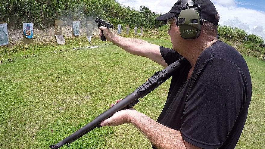 Private Tactical Shotgun - Home Defense   Tactical U