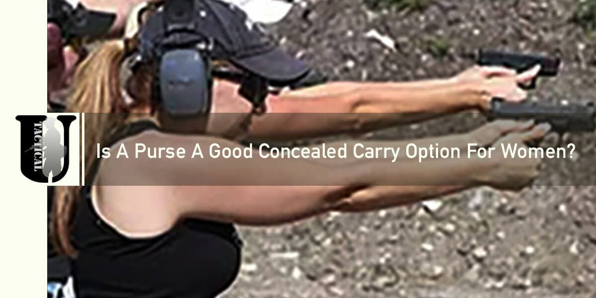Concealed Carry Training | Tactical U Firearms Training
