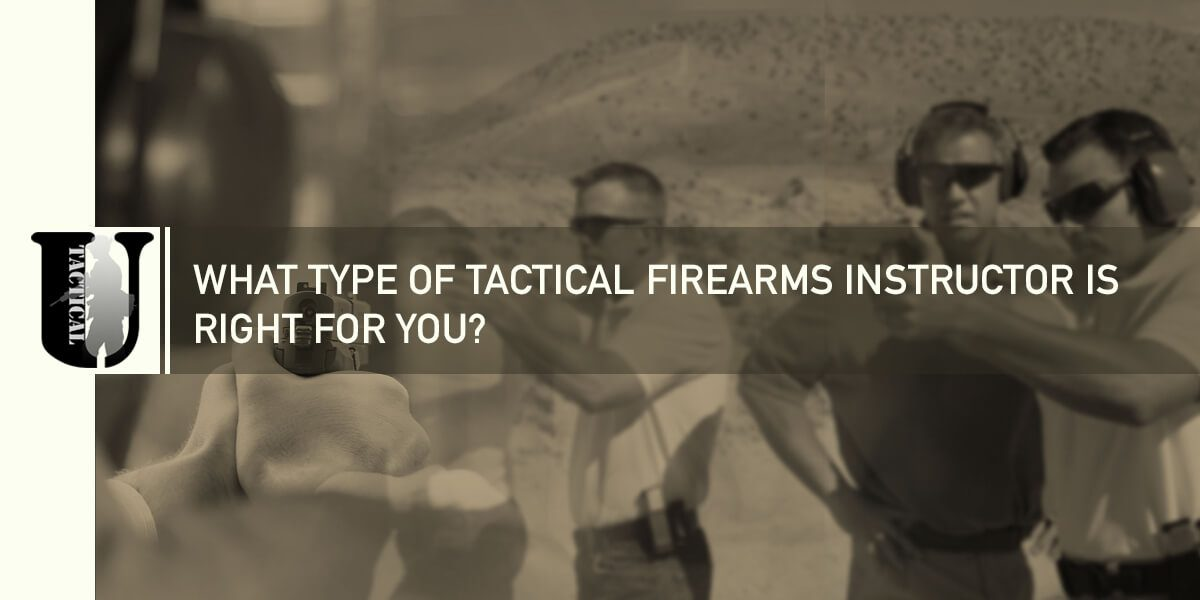 Tactical Training For Civilians - Take A Tactical Firearms Training