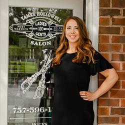 Hair Stylist Newport News | Hair Color VA | Salon 23606 - Tamra
