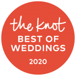 The Knot Best of Weddings Award - Tapestry House by Wedgewood Weddings