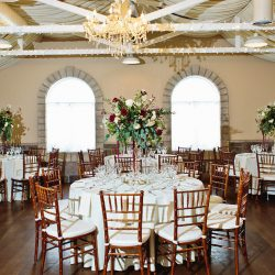 Indoor Banquet Space - Tapestry House - LaPorte, Colorado - Larimer County - Wedgewood Weddings