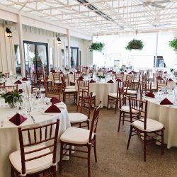 Reception Pavilion - Tapestry House - Wedgewood Weddings