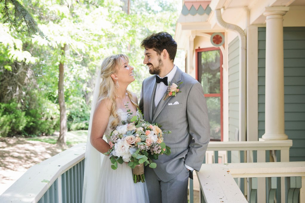 Bride and Groom - Tapestry House - LaPorte, Colorado - Larimer County - Wedgewood Weddings