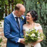 Newlyweds - Tapestry House - LaPorte, Colorado - Larimer County - Wedgewood Weddings