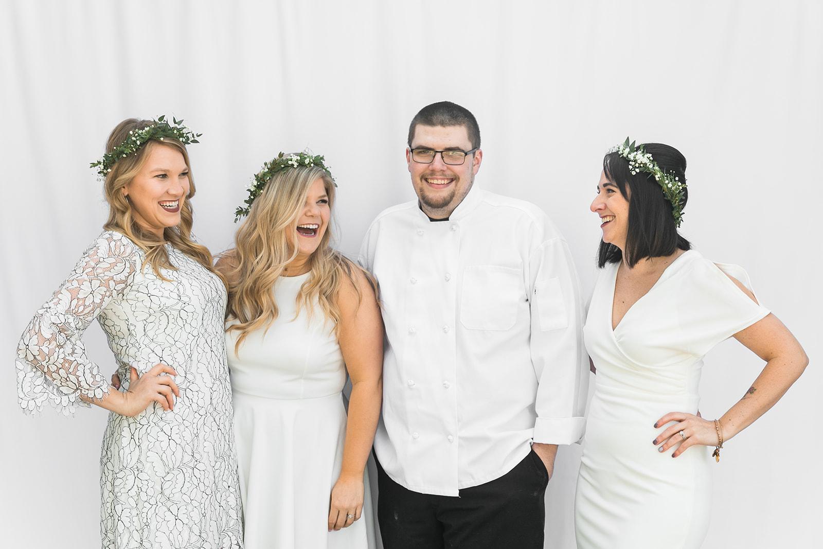 Staff - Tapestry House - Wedgewood Weddings