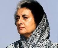 Indira Gandhi (India prime minister)