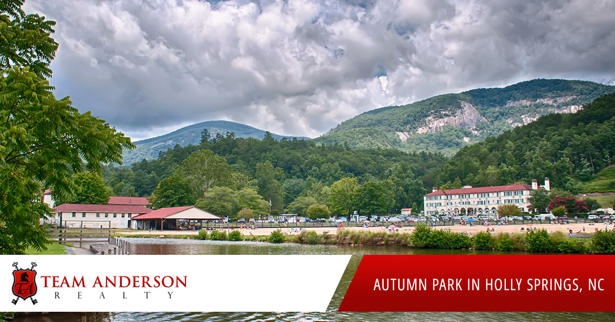 Autumn Park In Holly Springs, NC | Team Anderson Realty