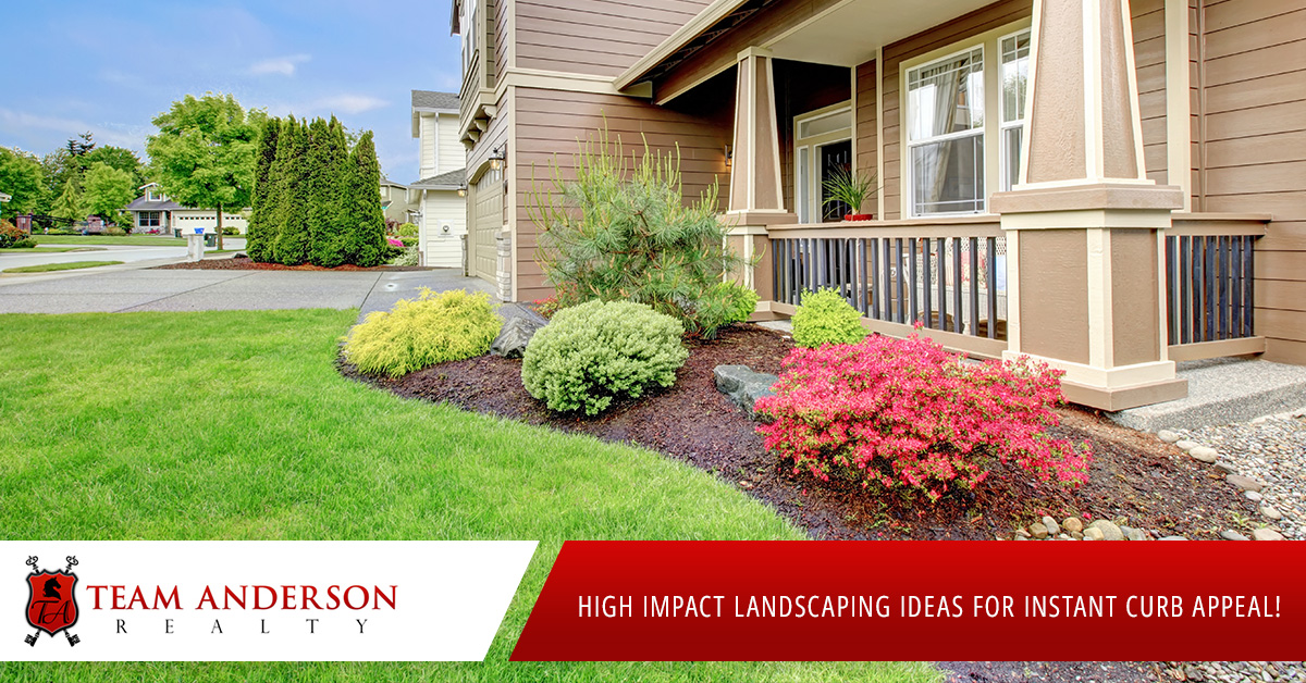 Dallas Curb Landscaping Ideas: High Impact Landscaping Ideas For Instant Curb Appeal